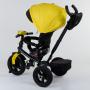Велосипед трехколесный Best Trike 9500 - 8225 Best Trike Жёлтый