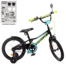 Велосипед детский PROF1 16д. Y16224-1