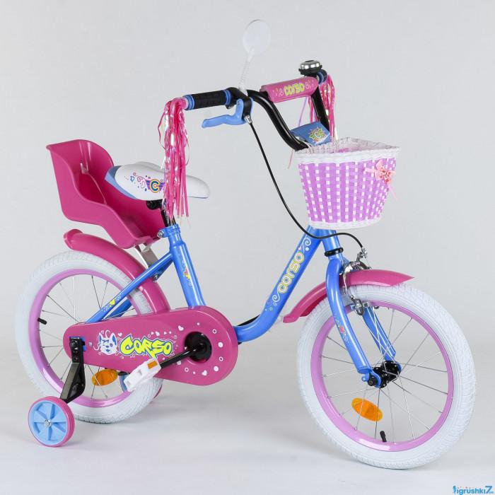 """Велосипед 16"""" дюймов 1626"""
