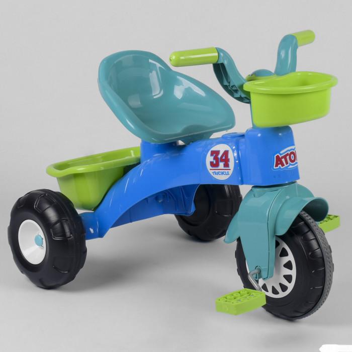 Трехколесный велосипед Pilsan 07-169 Синий