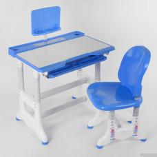 Парта со стульчиком J 62505 Синяя