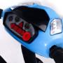 Велосипед Baby Trike 3-х колёсный 6595 Голубой с ключем зажигания.