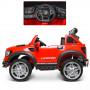 Электромобиль Bambi M 3579EBLR-3 Красный