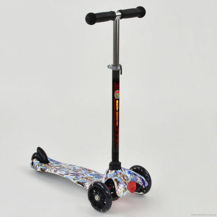 Самокат Best Scooter 24708 Разноцветный