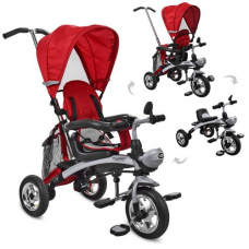 Велосипед трехколесный Bambi M 3212A-5 Красный