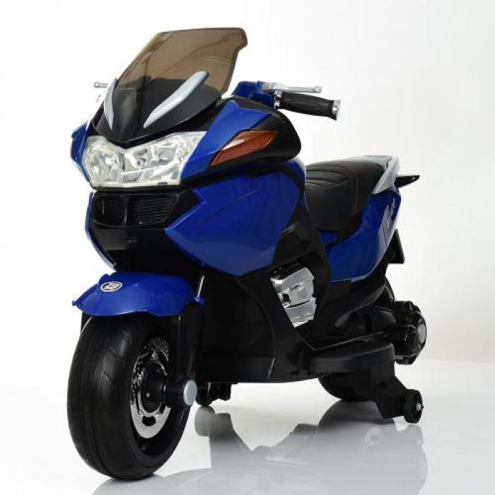 Мотоцикл Bambi M 3282EL-4 Синий