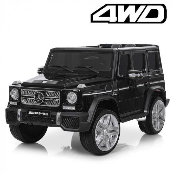 Электромобиль Bambi M 3567EBLRS-2(4WD) Черный