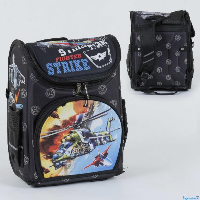 Рюкзак школьный каркасный С 36160
