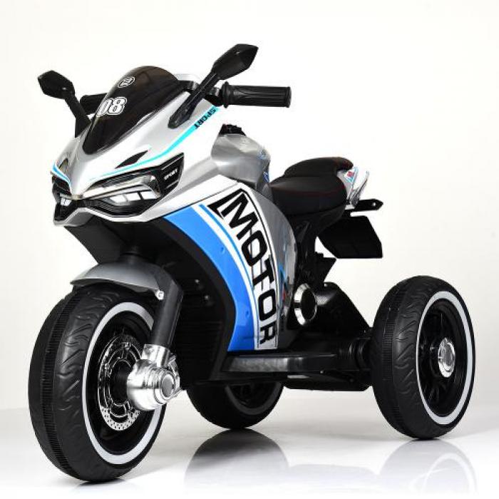 Мотоцикл Bambi M 4053LS-11 Синий