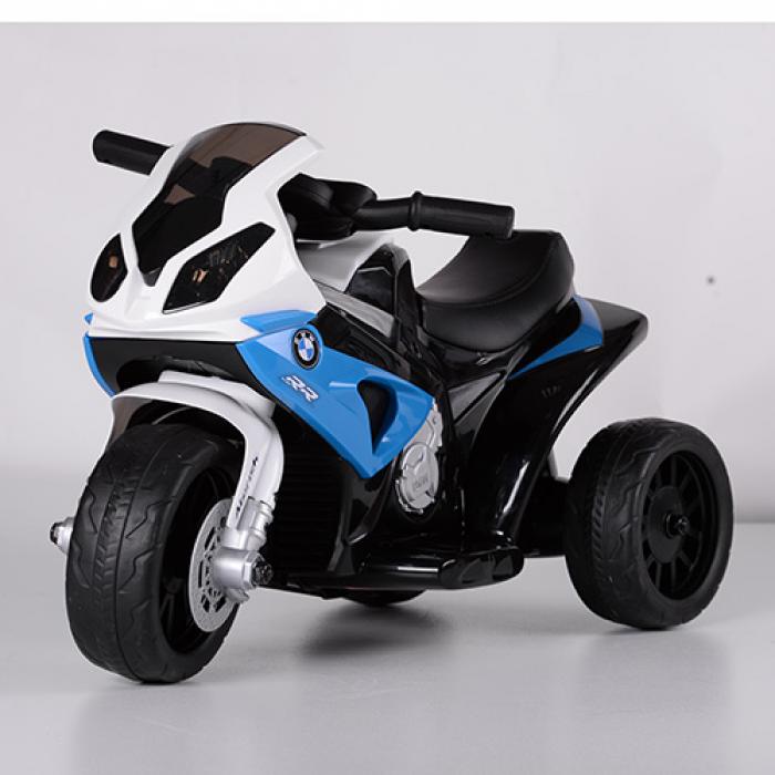 Мотоцикл Bambi  JT5188L-4 Синий