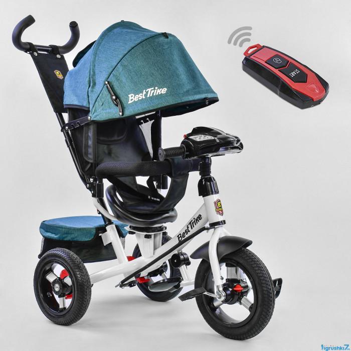 Велосипед трехколесный Best Trike 7700 В - 6980 Бирюзовый