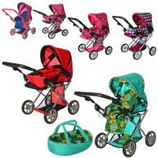 Детская коляска для кукол 9346/016/81100 MELOGO