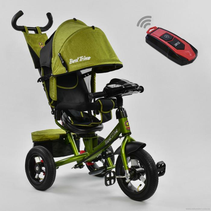 Велосипед трехколесный Best Trike 7700 В - 9570 Зелёный