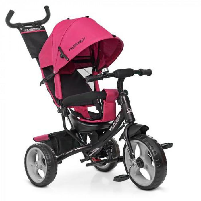 Велосипед трехколесный Bambi M 3113-6 Розовый