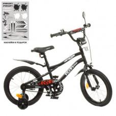 Велосипед детский PROF1 16д. Y16252