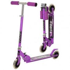 Самокат ITrike SR 2-001-V Фиолетовый