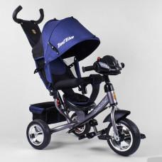 Велосипед трехколесный 6588 - 11-020 Best Trike Синий