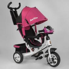 Велосипед трехколесный 6588 - 22-815 Best Trike Розовый
