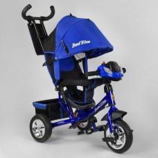 Велосипед трехколесный 6588 - 25-988 Best Trike Синий