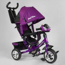 Велосипед трехколесный 6588 - 29-309 Best Trike Фиолетовый