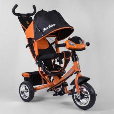 Велосипед трехколесный 6588 - 30-108 Best Trike Оранжевый