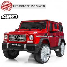 Электромобиль Bambi M 3567EBLRS-3(4WD) Красный