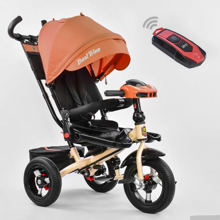Велосипед трехколесный Best Trike 6088 F - 2230 Кораловый