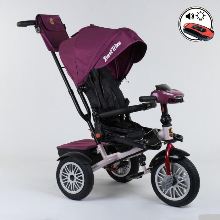 Велосипед трехколесный Best Trike 9288 В - 6945 Фиолетовый