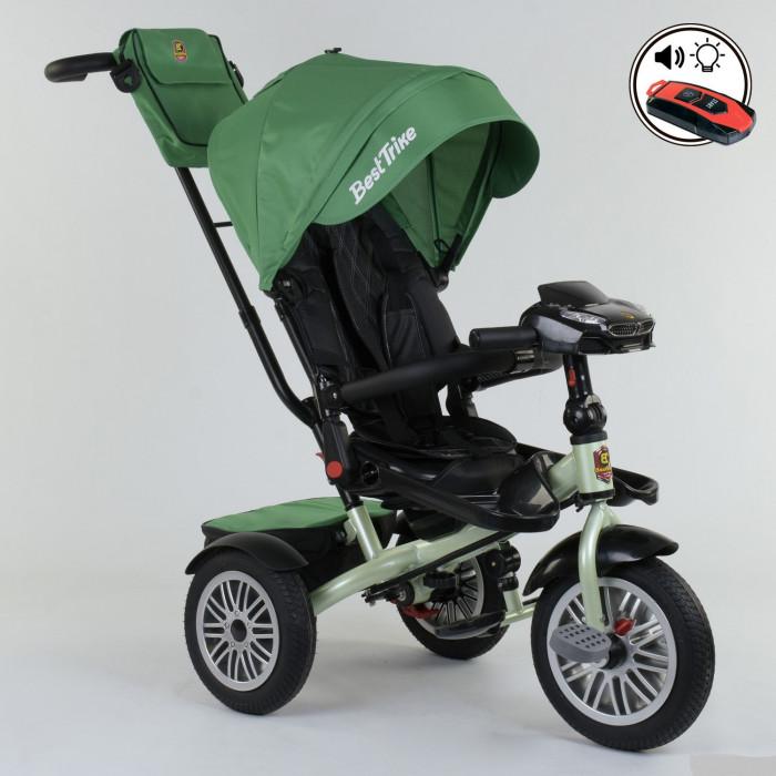 Велосипед трехколесный Best Trike 9288 В - 7215 Зелёный
