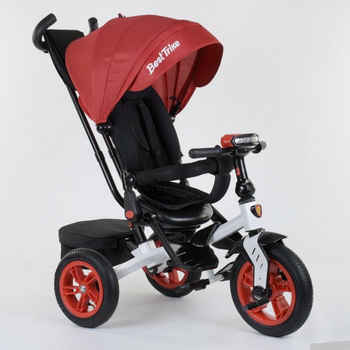 Велосипед трехколесный Best Trike 9500 - 7750 Best Trike Красный
