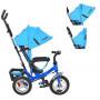 Велосипед трехколесный Bambi M 3113-5A Голубой