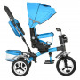 Велосипед трехколесный TURBOTRIKE M 3199-5HA Бирюзовый