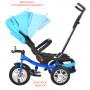Велосипед трехколесный Bambi M 3646A-5 Голубой