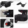 Велосипед трехколесный TURBOTRIKE M 4060HA-22V Чёрный