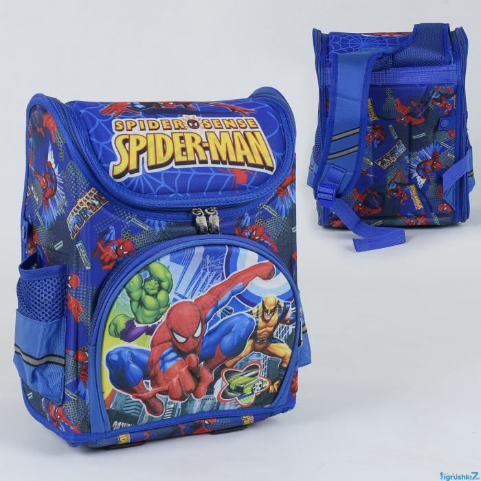 Рюкзак школьный каркасный С 36162