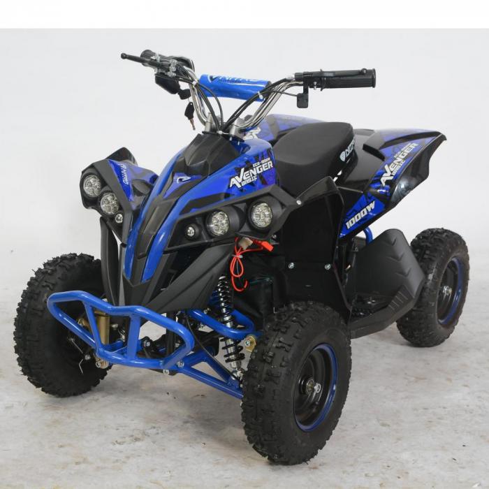 Квадроцикл Profi HB-EATV 1000Q-4ST V2 Синий