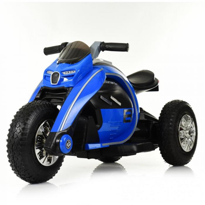 Мотоцикл Bambi M 4134A-4 Синий