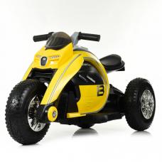 Мотоцикл Bambi M 4134A-6 Желтый
