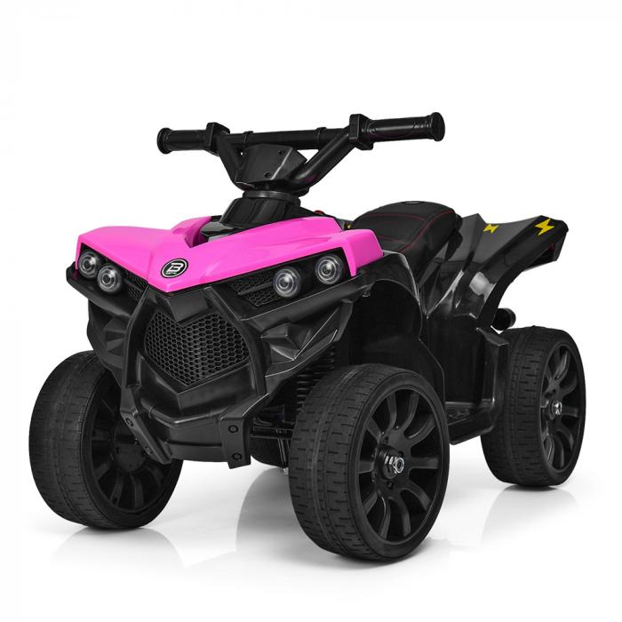 Квадроцикл Bambi M 3638 EL-8 Розовый