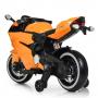 Мотоцикл Bambi M 4104EL-7 Оранжевый