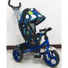 Велосипед трехколесный Bambi M 3113-5-D Синий