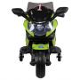 Мотоцикл Bambi М 3582E-5 Зеленый