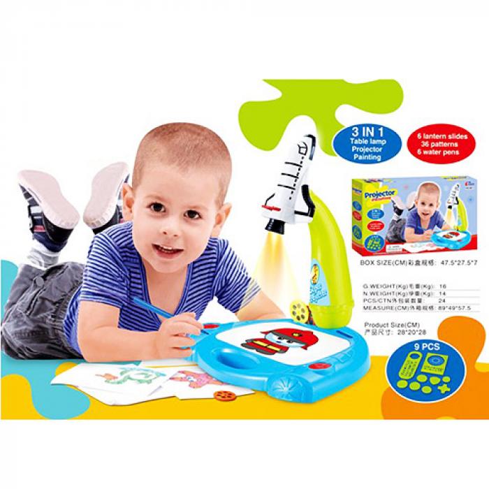 Детский Проектор 6611