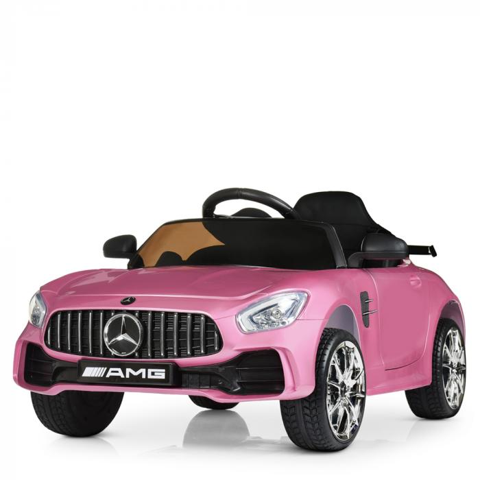Электромобиль Bambi M 4105EBLRS-8 Розовый