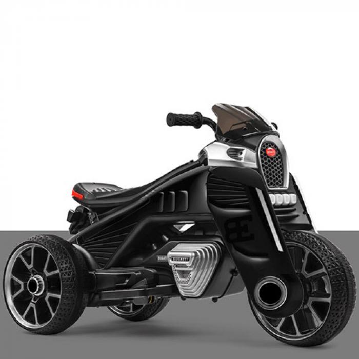 Мотоцикл Bambi M 4113EL-2 Черный