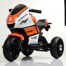 Мотоцикл Bambi M 4135L-1-7 Оранжевый