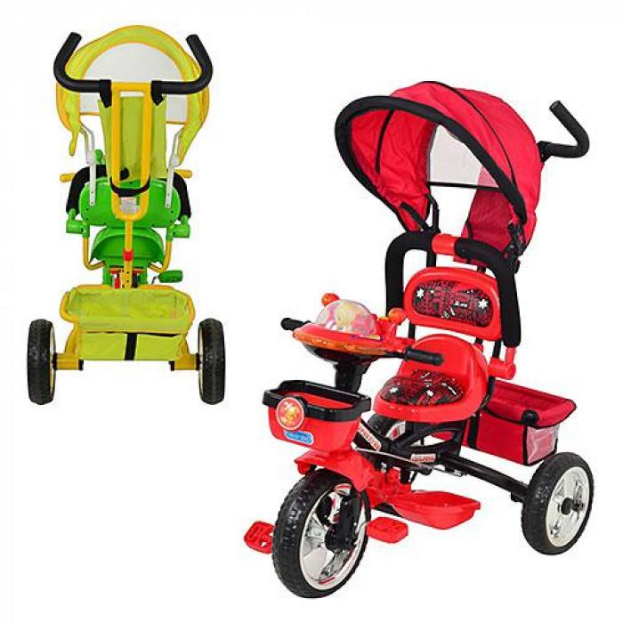 Велосипед трехколесный Bambi B29-1B-2 Красный
