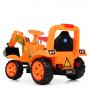 Электромобиль ТРАКТОР Bambi M 4142L-7 Оранжевый