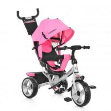 Велосипед трехколесный TURBOTRIKE M 3113-10 Розовый