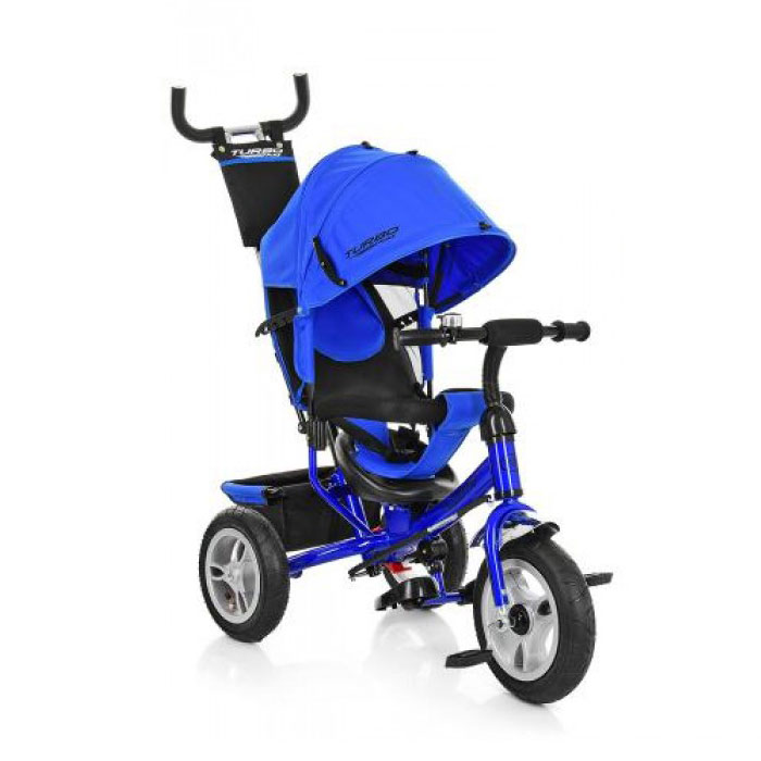 Велосипед трехколесный Bambi M 3113A-14 Синий